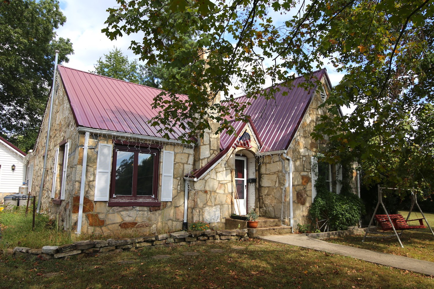 Native Stone Home for Sale in Thayer, MO