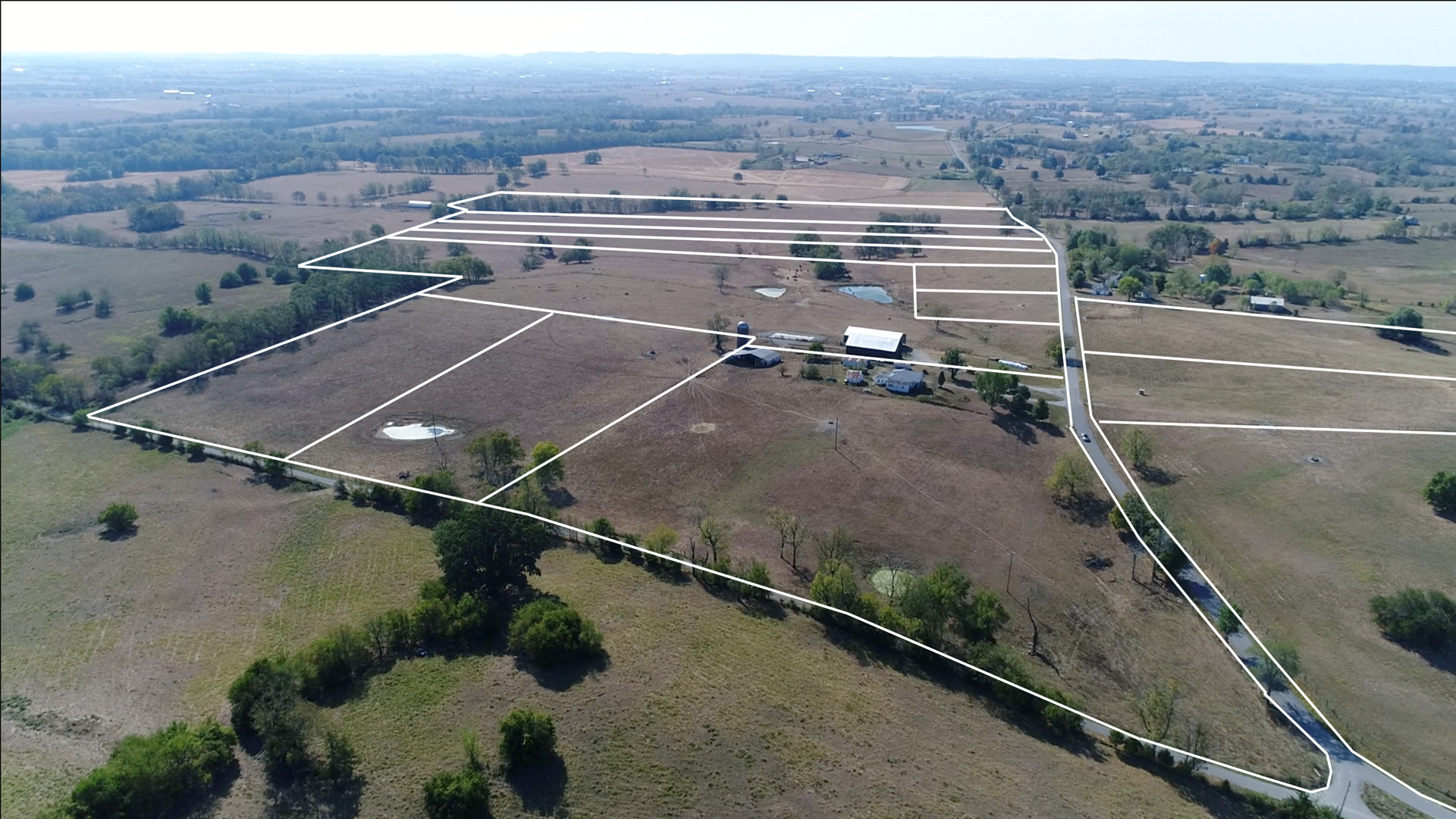 ABSOLUTE FARM AUCTION - 146 Acres in Tracts - Quirks Run Rd - Danville KY