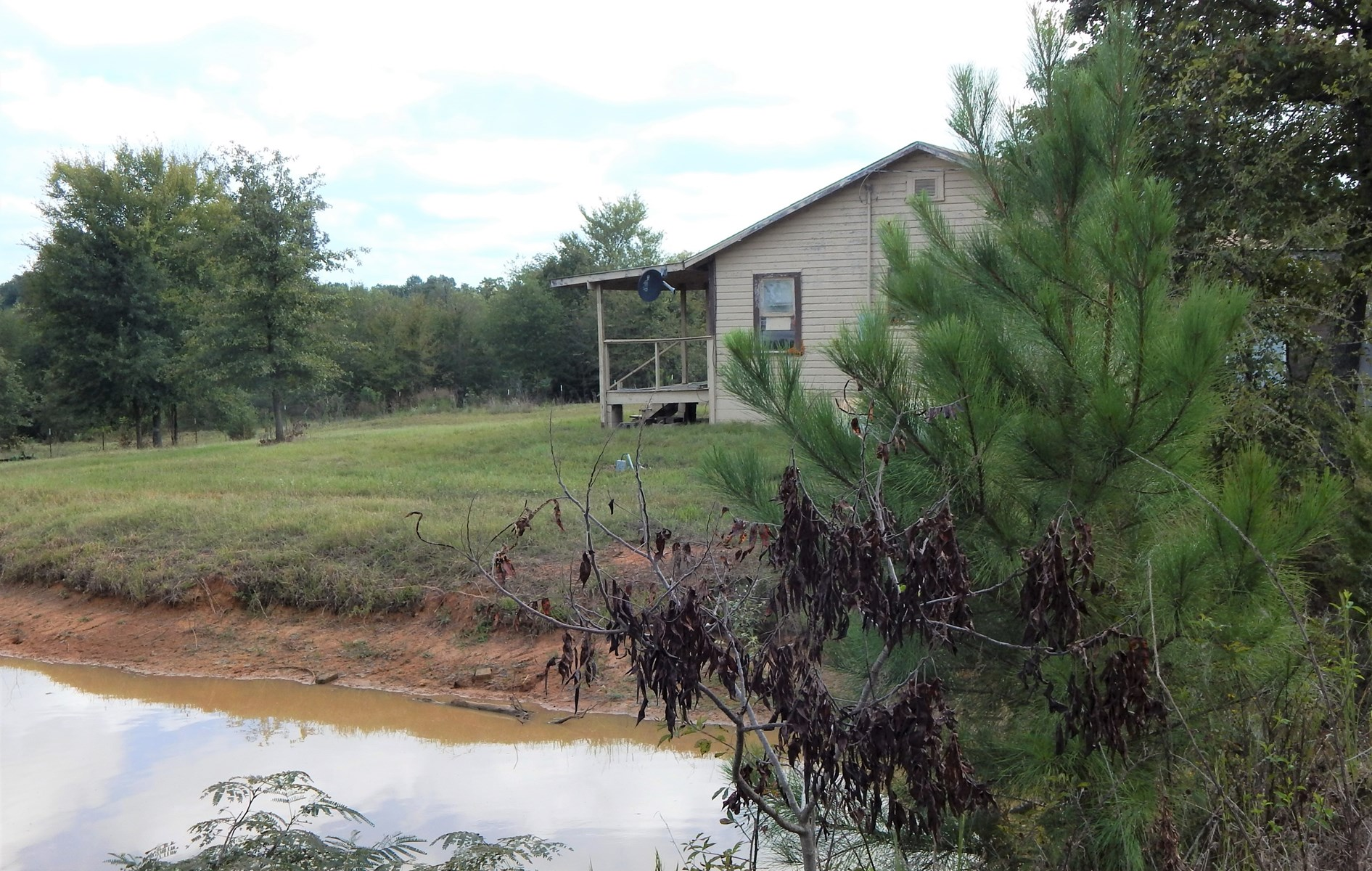 Country Home & Hunting Property For Sale Powderly Texas