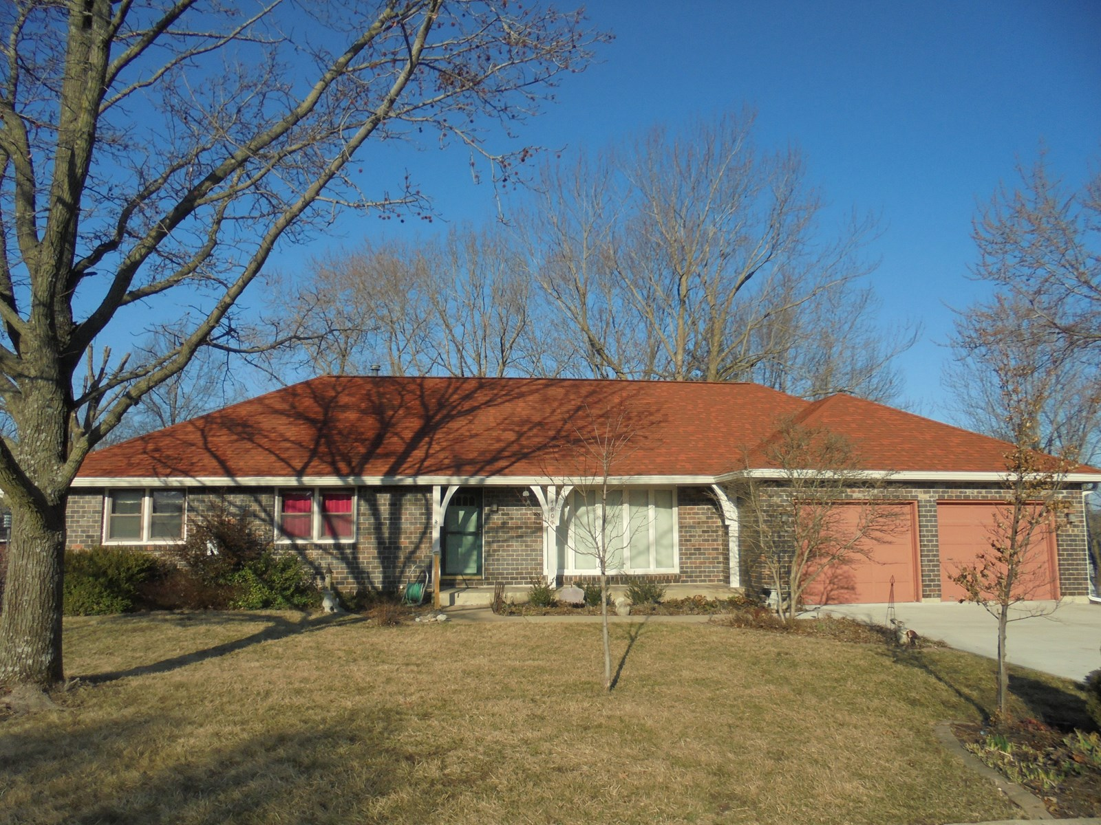 For Sale! Brick Home Quiet Street Chillicothe, Missouri