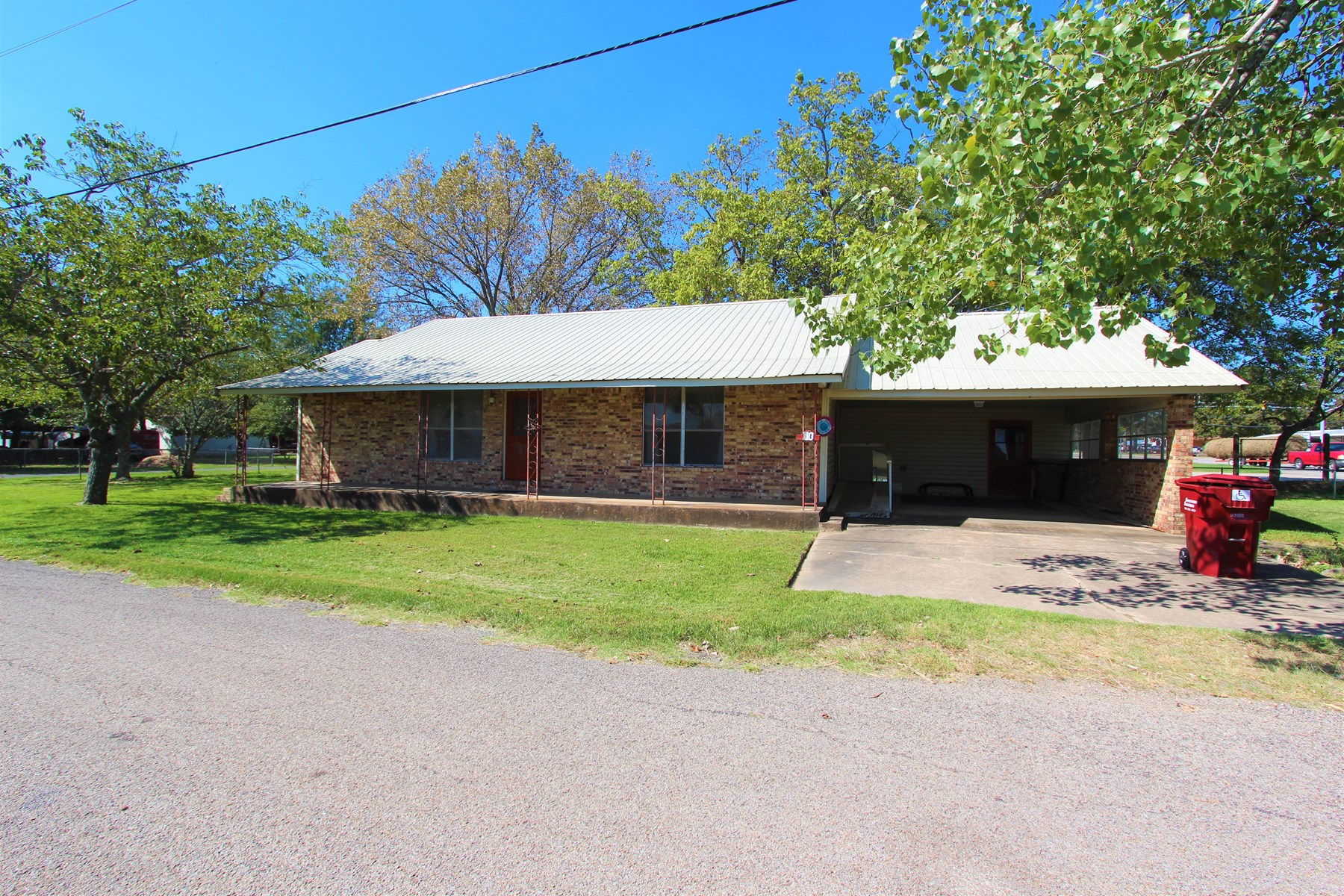 Commercial Property For Sale Reno Texas Lamar County