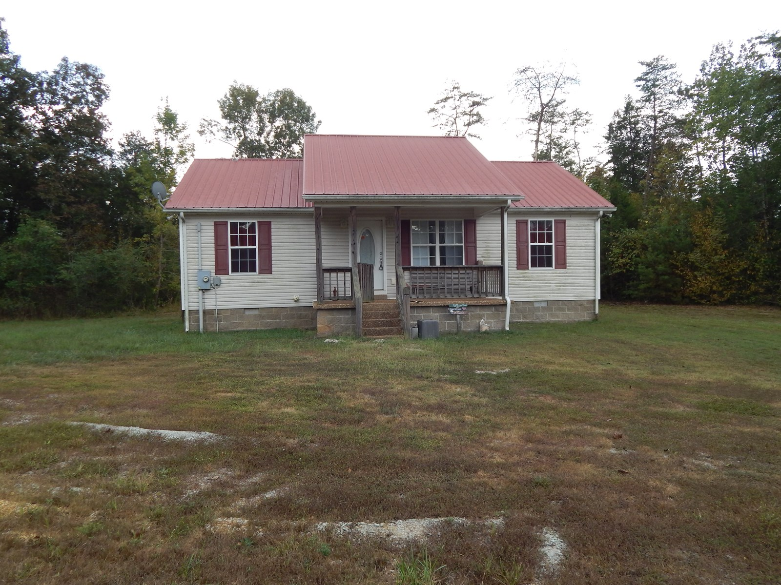 TN. COUNTRY HOME on 40.3 ACRES of HUNTING PROPERTY