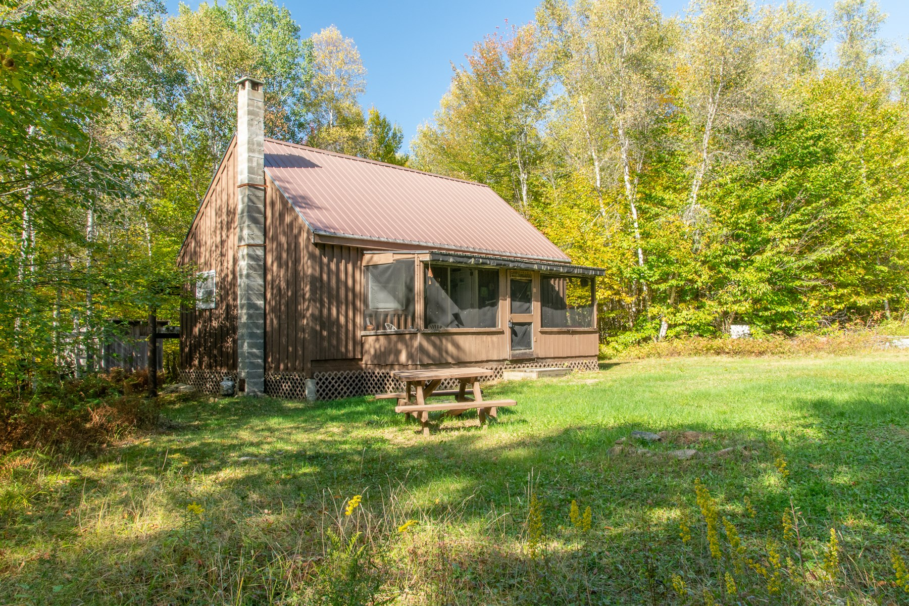 Deer Hunting Camp For Sale in Springfield, Maine