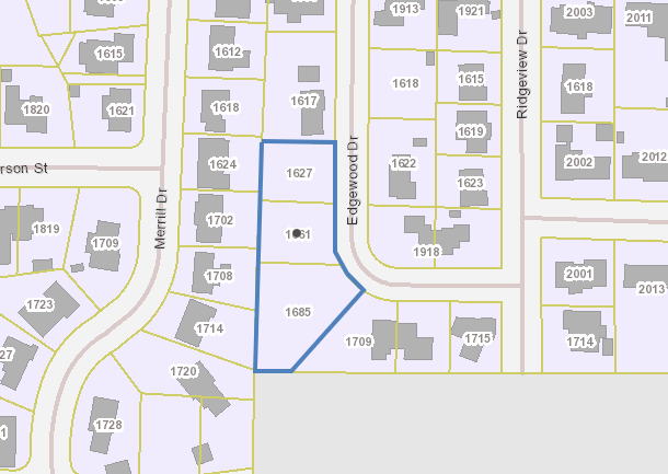 3 RESIDENTIAL LOTS FOR SALE TYLER TEXAS REAL ESTATE
