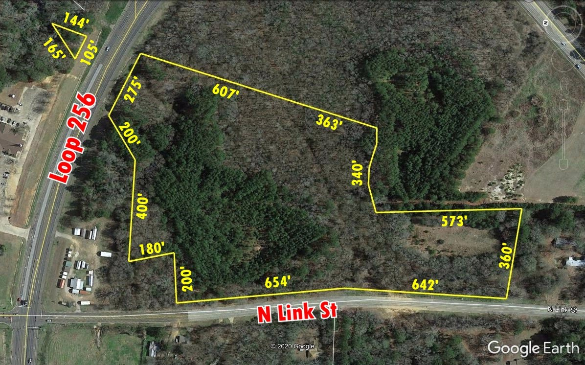 PALESTINE TX COMMERCIAL OR RESIDENTIAL ACREAGE FOR SALE