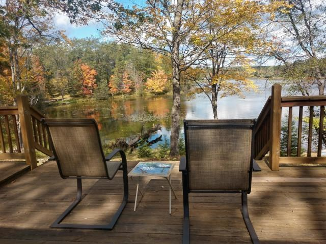 Riverfront Home - Thunder Bay River for Sale -  Atlanta MI
