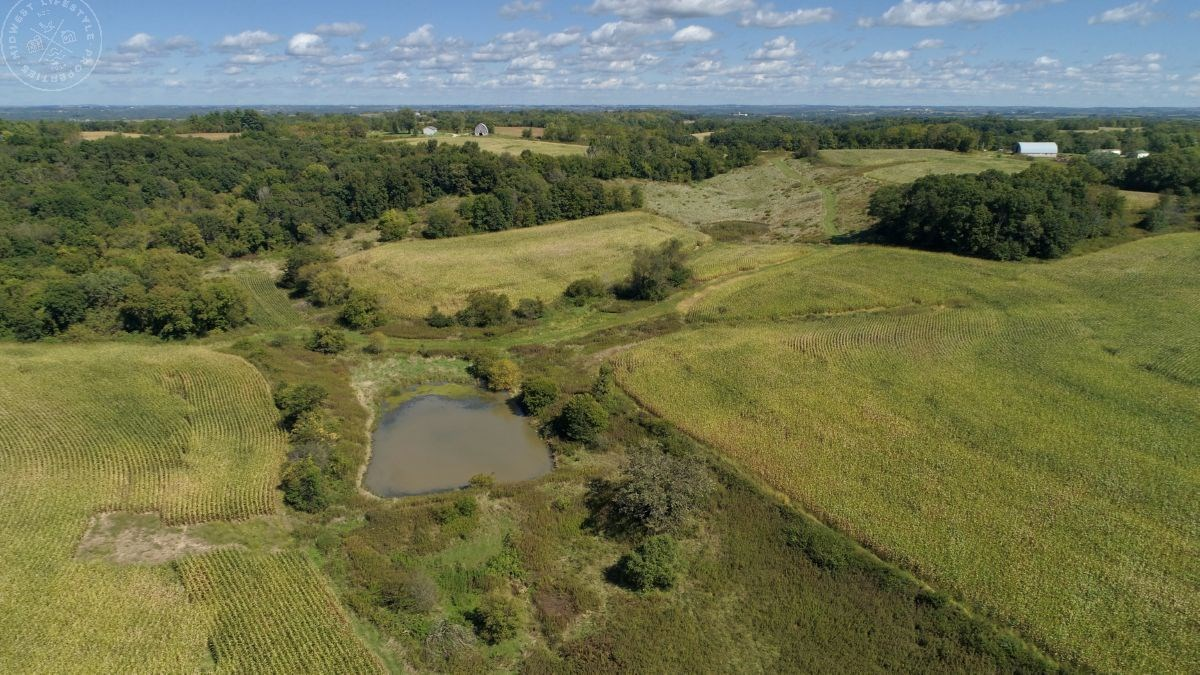 Ridgetop Hobby Farm For Sale in Vernon County, WI