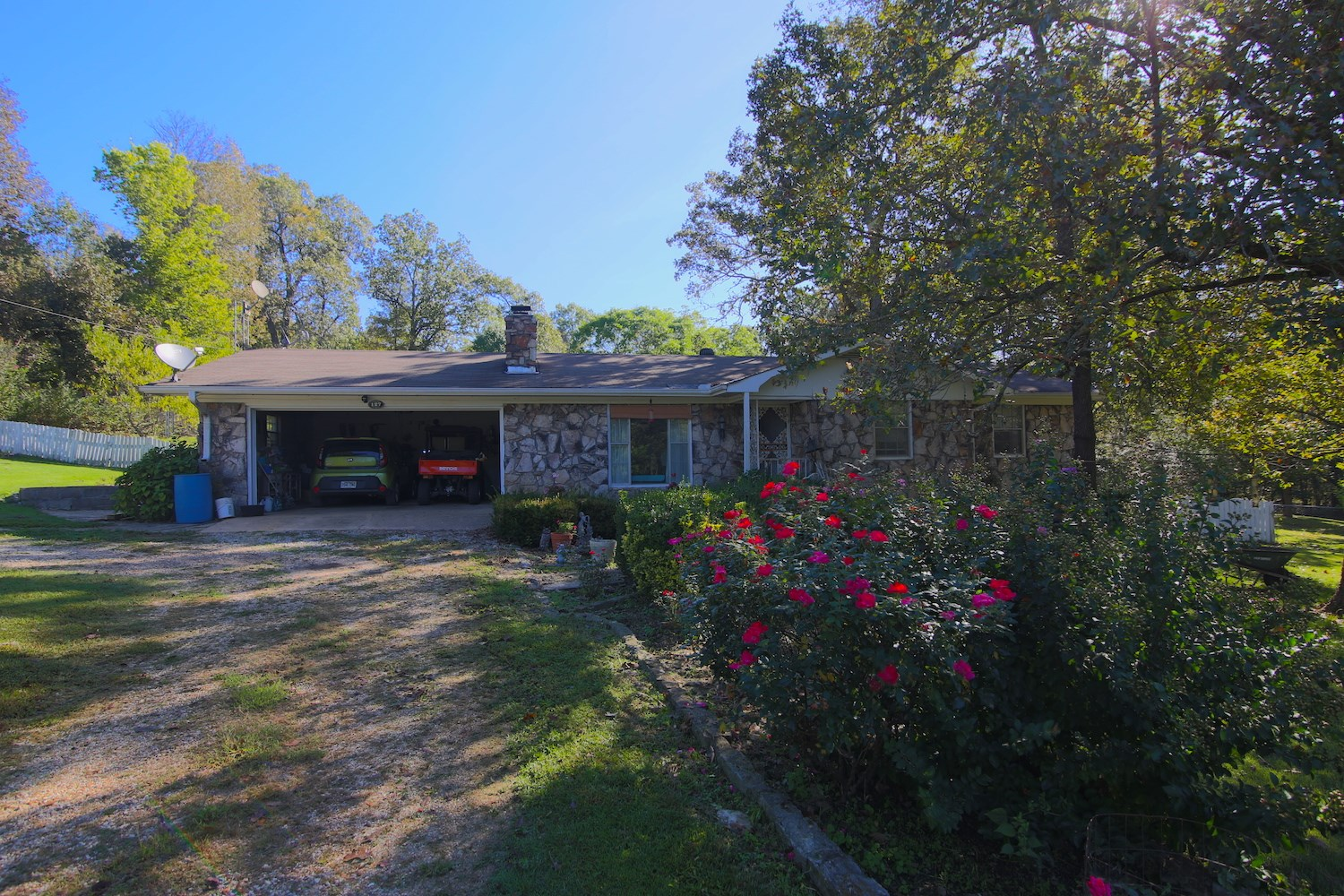 Home for Sale in Hardy, Arkansas
