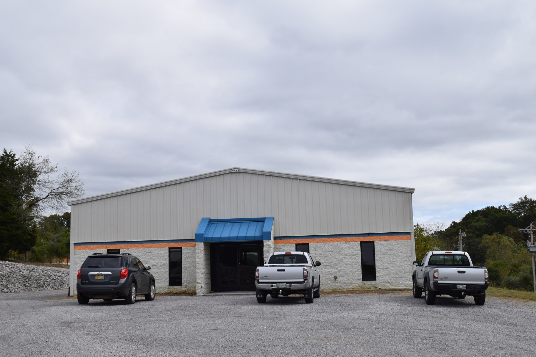 Commercial Building for Sale Harrogate TN Claiborne County