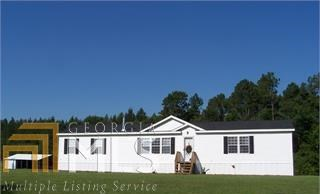 3 BR / 2 BA Home on 5 Acres in Sylvania, GA