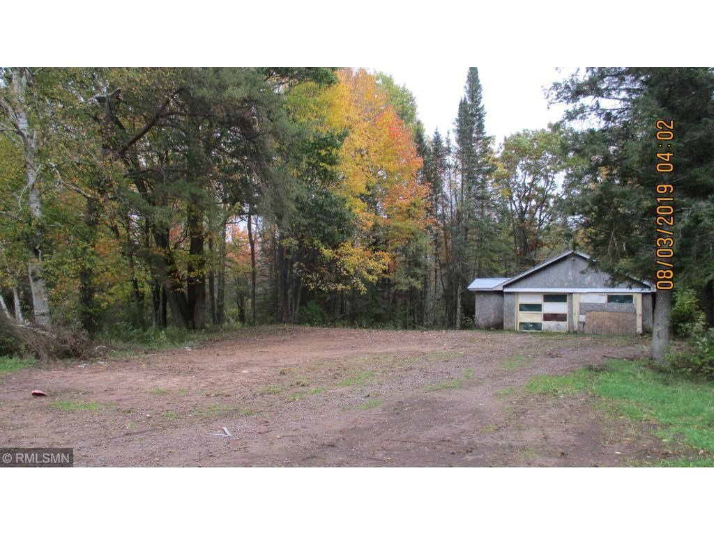 Wooded Acreage with Outbuilding, Askov, Pine County MN
