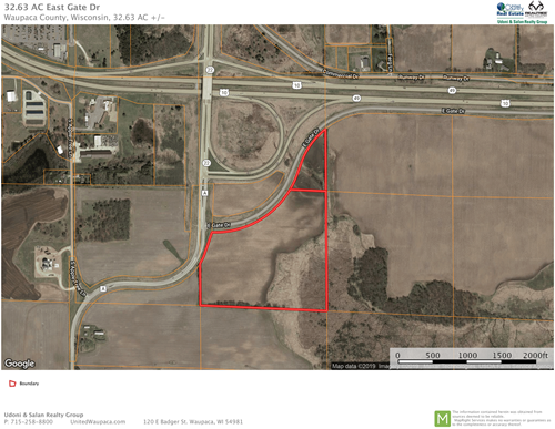 Commercial Development Opportunity For Sale Central WI