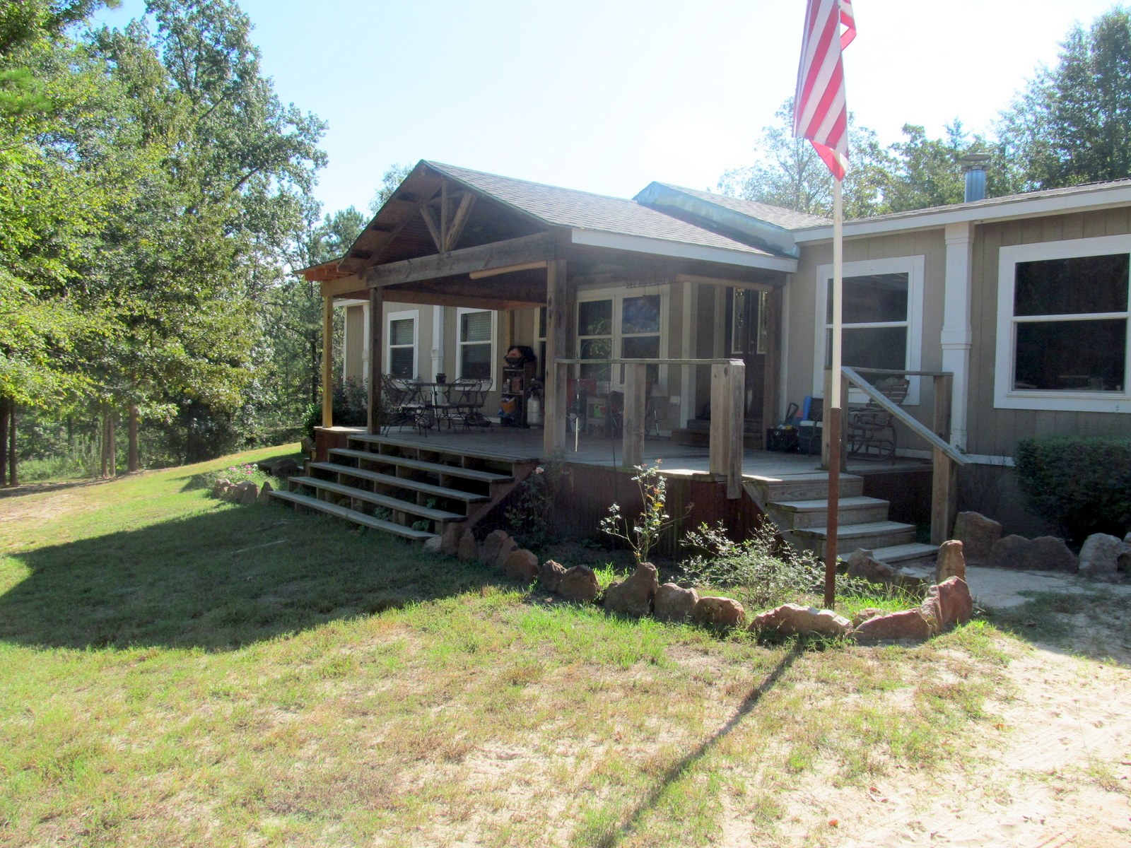 PINEY WOODS TEXAS COUNTRY LIVING WINNSBORO HOME FOR SALE