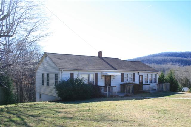 RANCH STYLE HOME FOR SALE IN PATRICK COUNTY, VIRGINIA