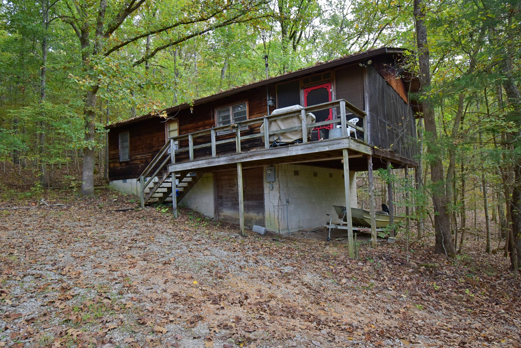 2 Cabins For Sale Near the Tennessee River and State Park!