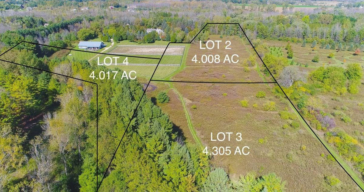Ozaukee County Land For Sale