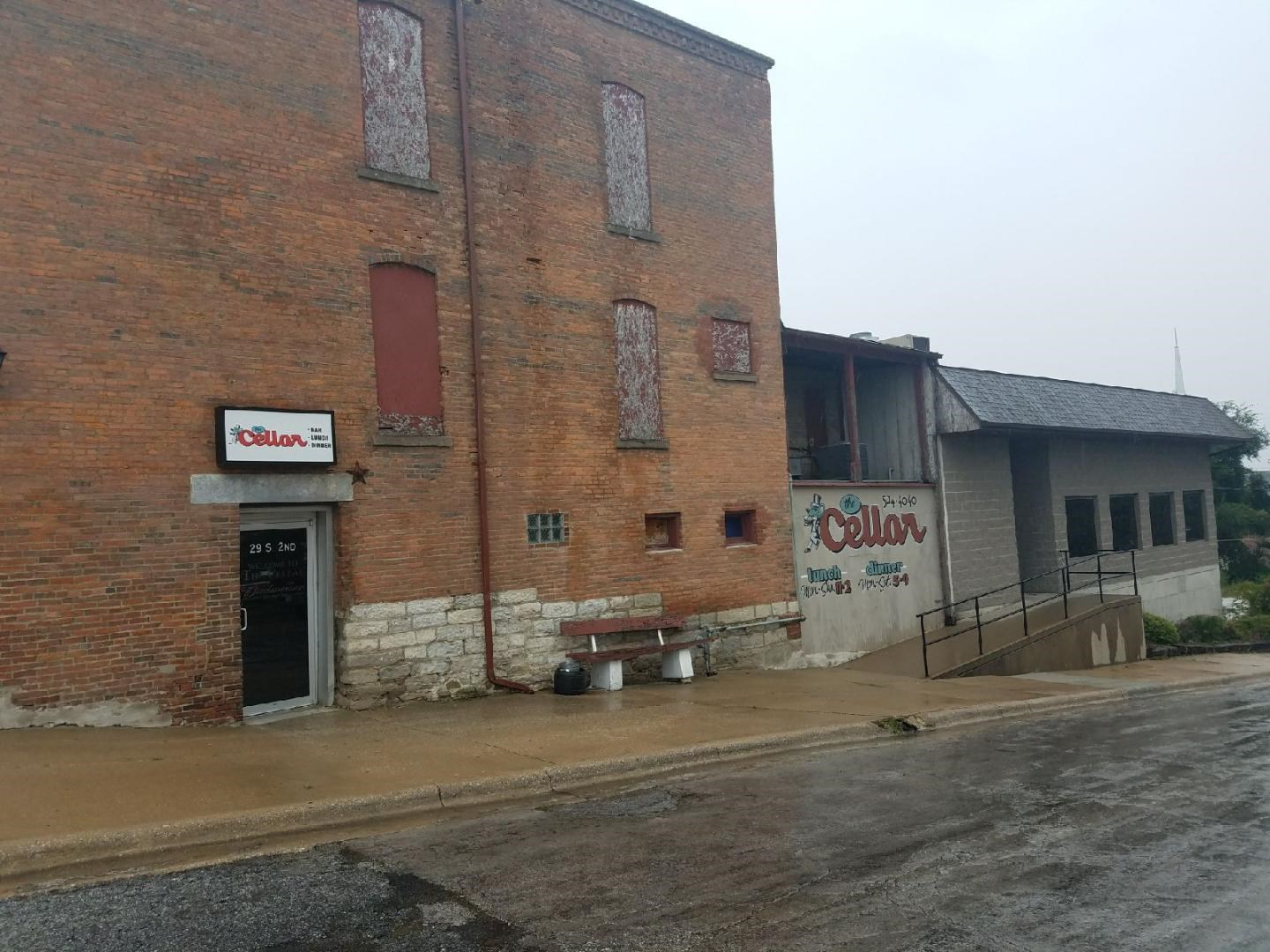 Own Your Own Restaurant Near the River in Downtown Keokuk