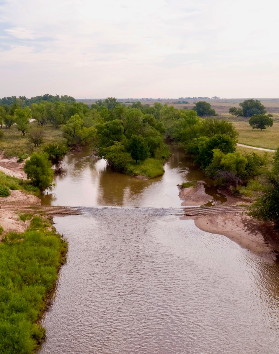 Ranch and Hunting Land Absolute Auction Barber County KS
