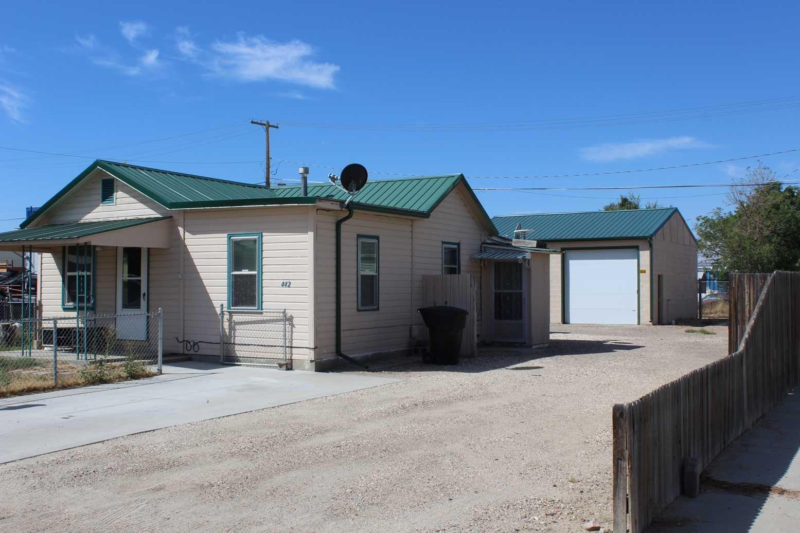 Centrally Located Home w/ Oversized Garage & RV Parking