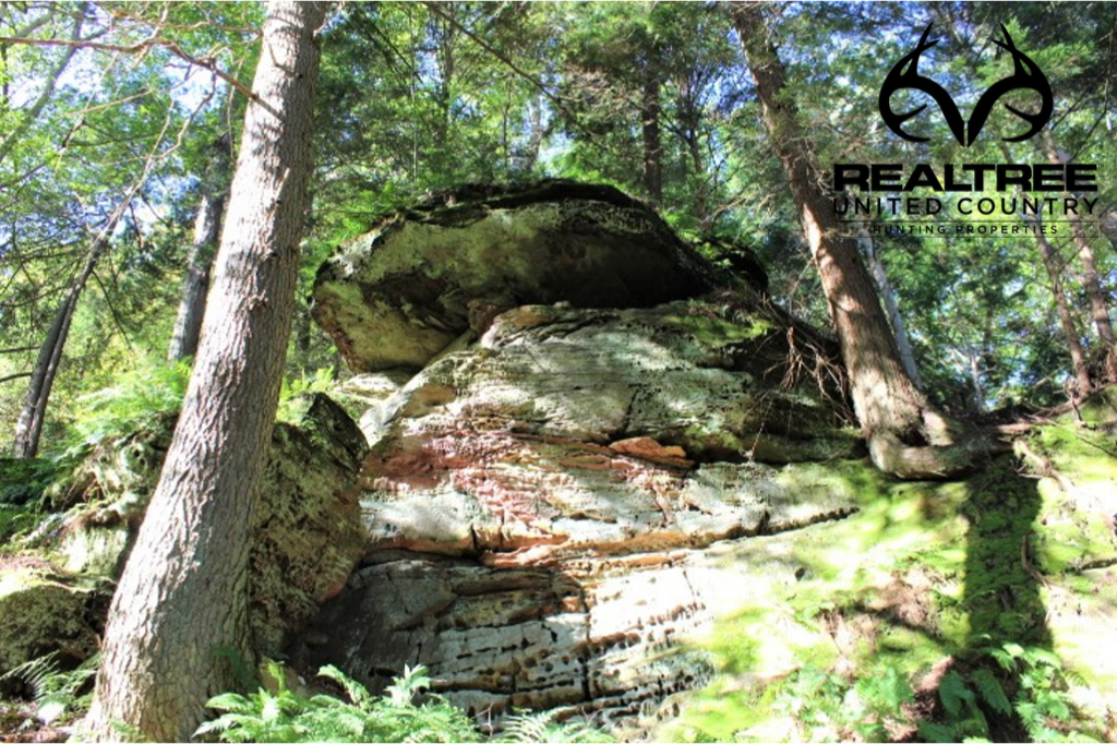 Ohio Land For Sale in The Hocking Hills