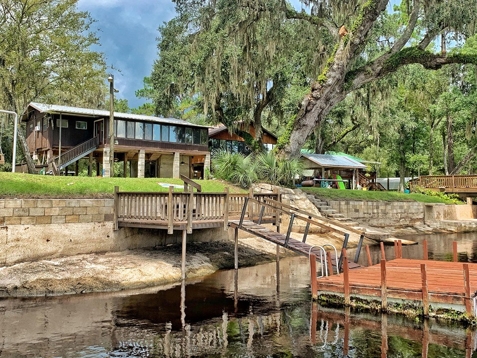Suwannee River Waterfront