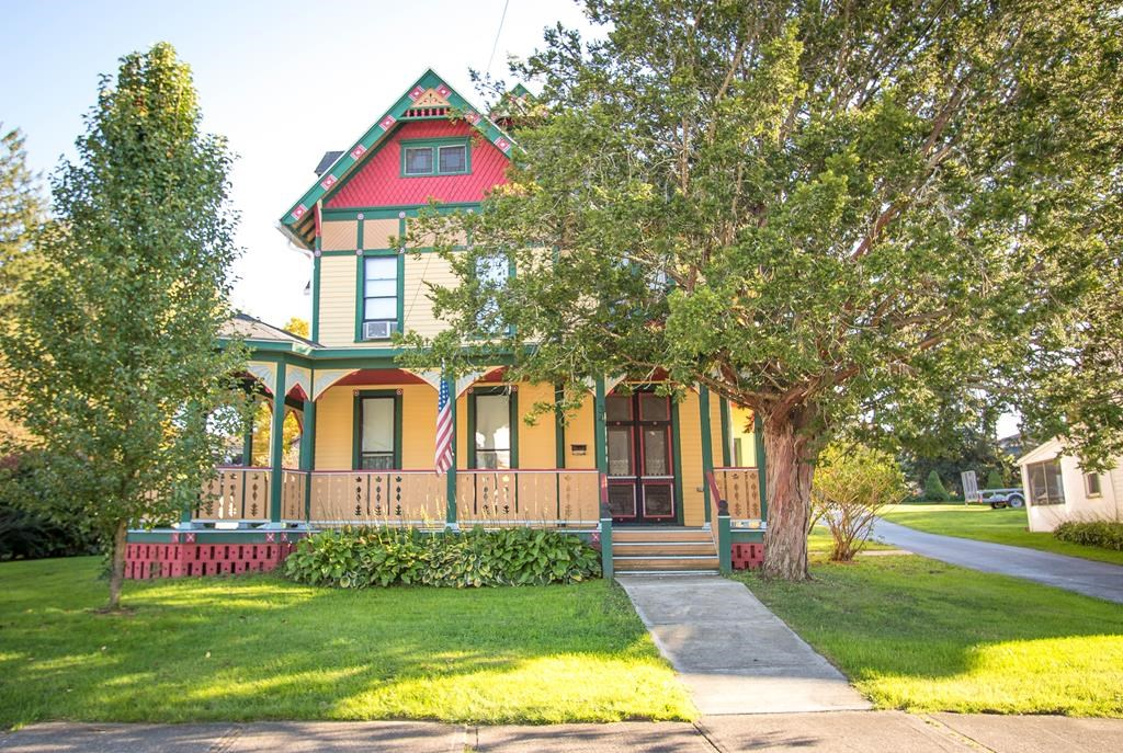 Victorian Home with Carriage House For Sale