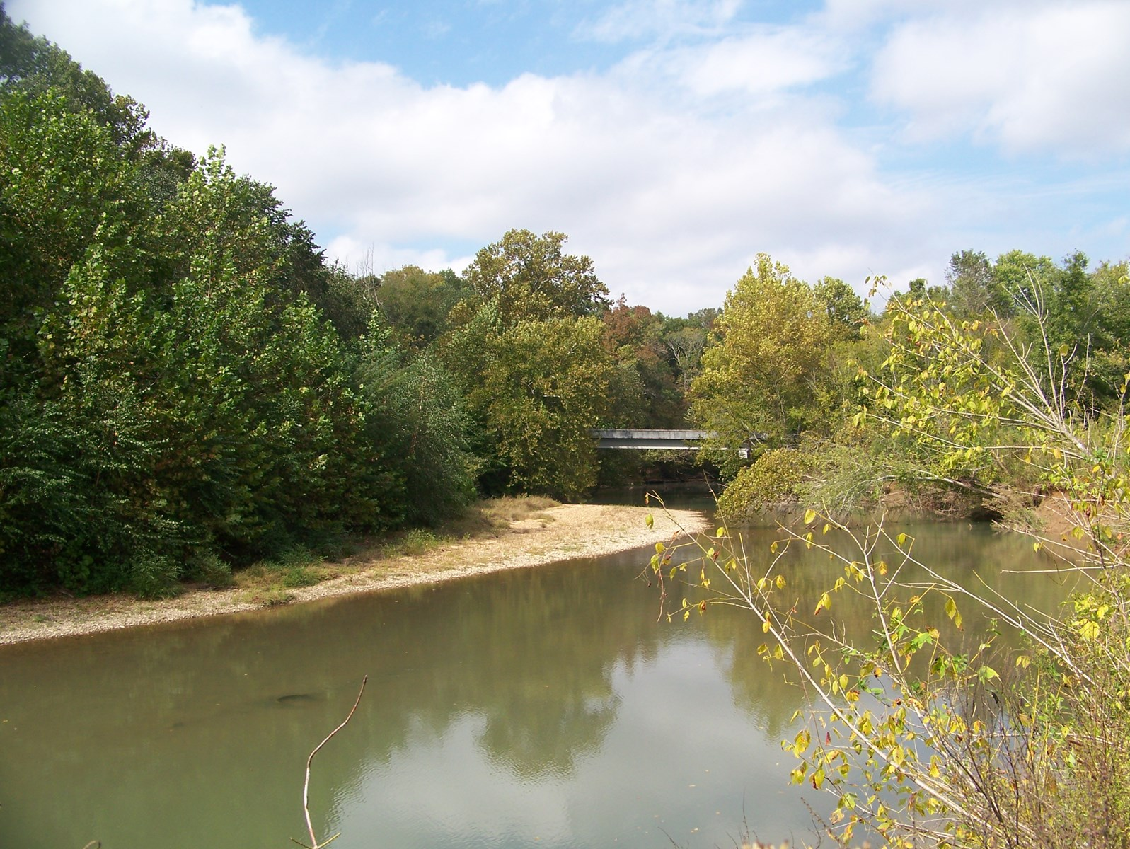 INDIAN CREEK PROPERTY FOR SALE IN HARDIN COUNTY TENNESSEE