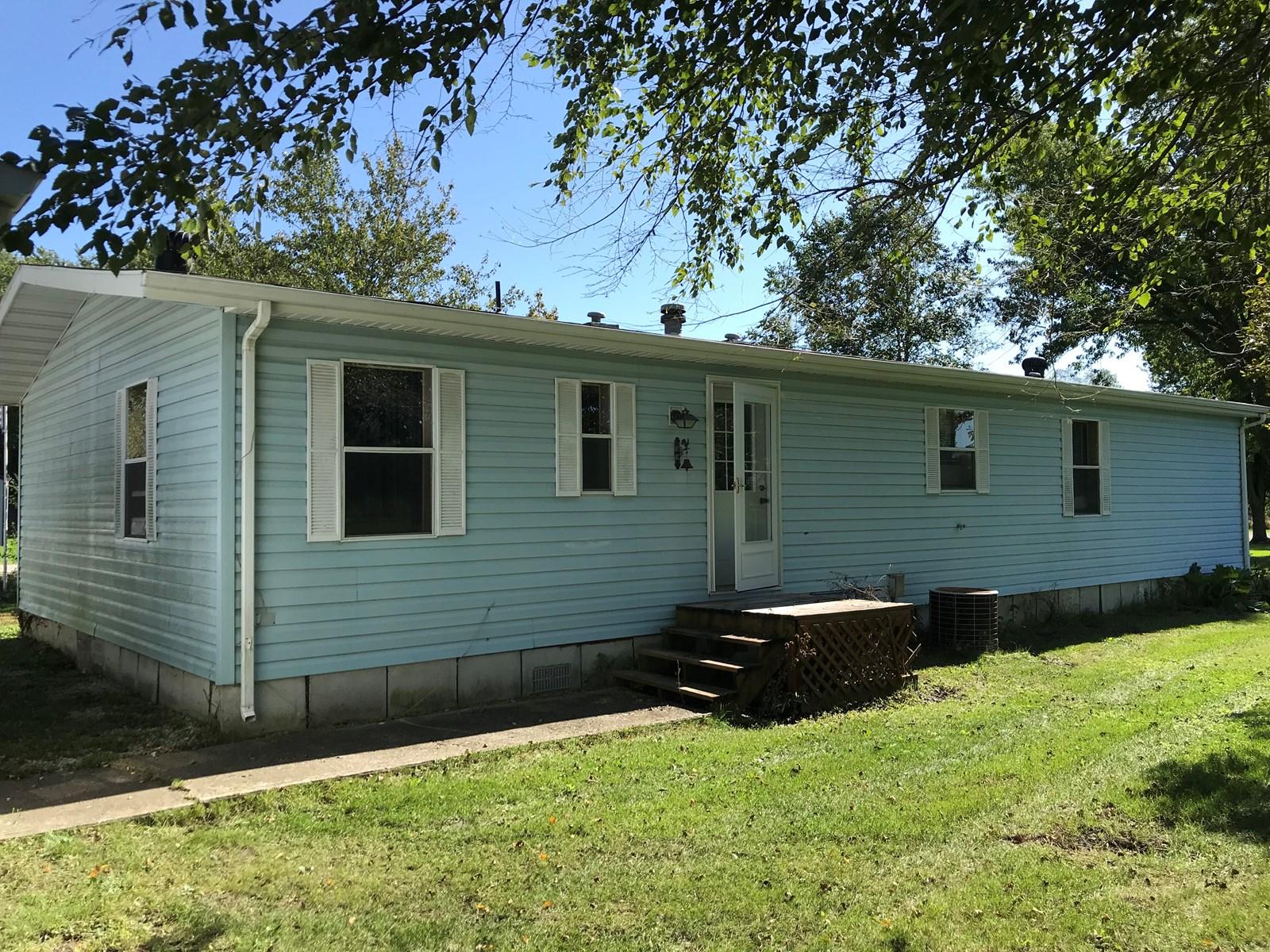 Ridgeway MO Home For Sale