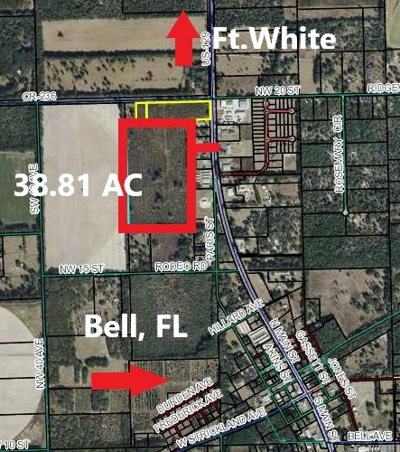 ACREAGE FOR SALE GILCHRIST COUNTY FLORIDA