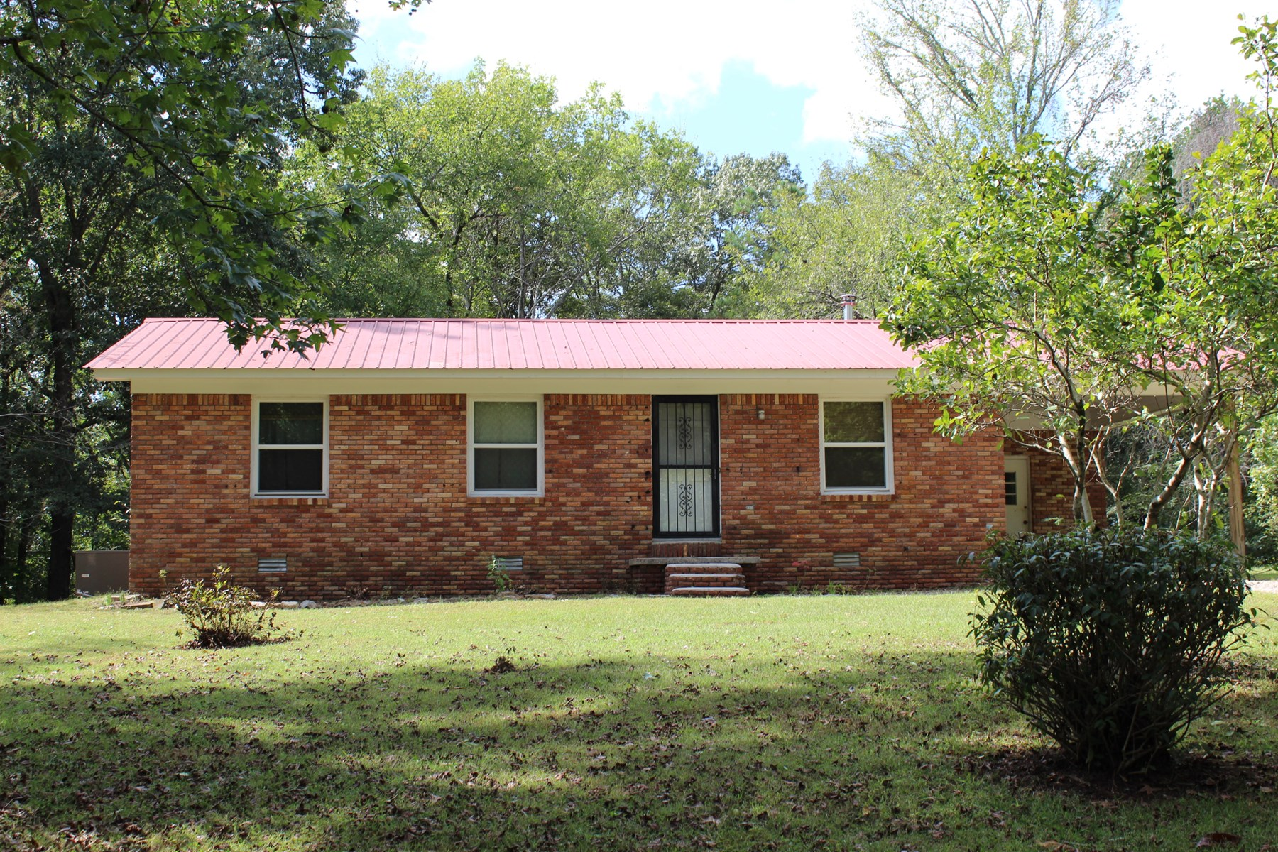 AFFORDABLE BRICK HOME FOR SALE IN SAVANNAH TN