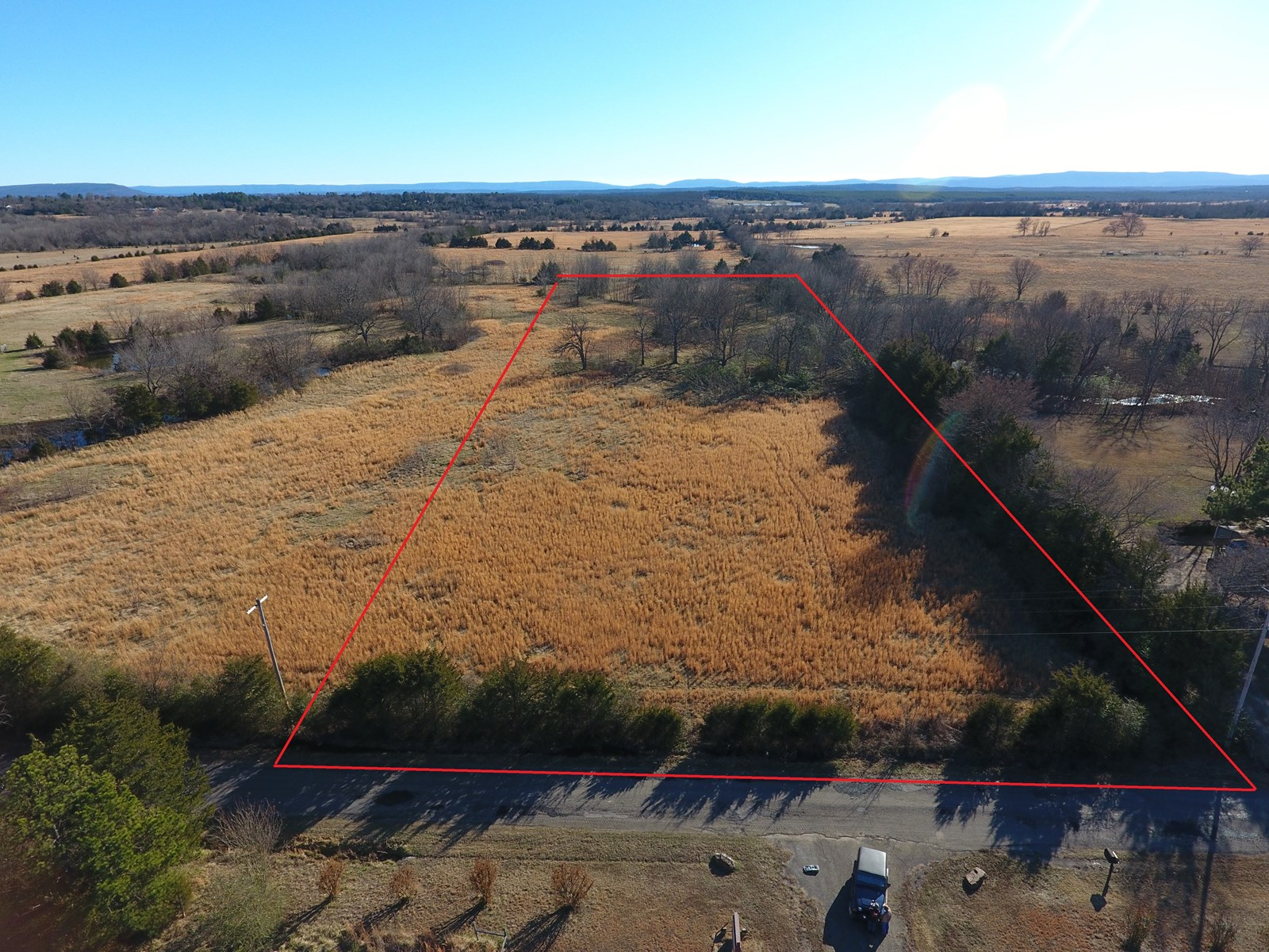 PICTURE ROCK ROAD LAND – 5 ACRES