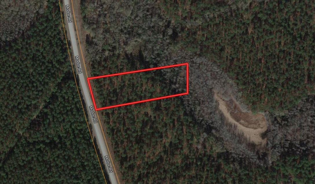 3+/- Acre Parcel in Modoc of Swainsboro, GA