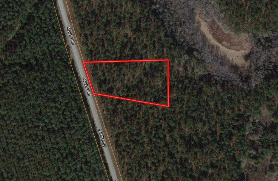 3.5+/- Acre Parcel in Modoc of Swainsboro, GA