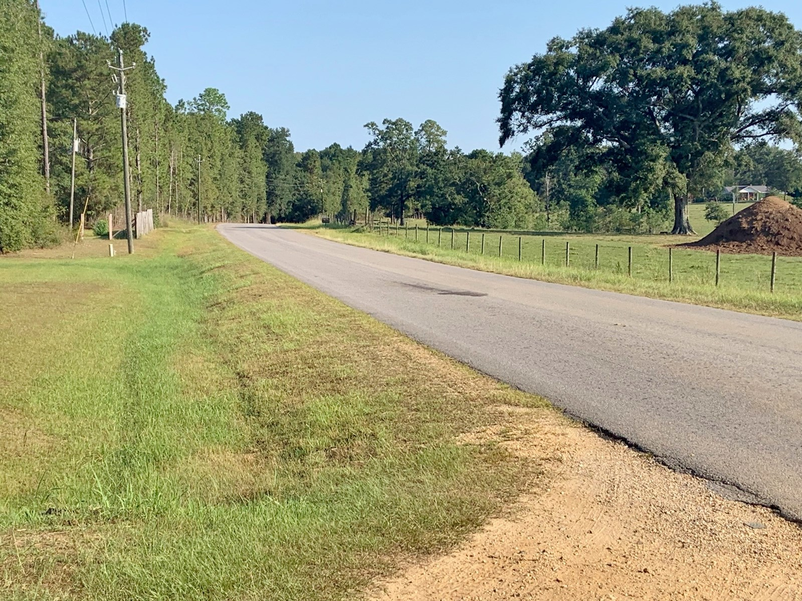 70 Acres Hunting, Development Land for Sale George Co, MS