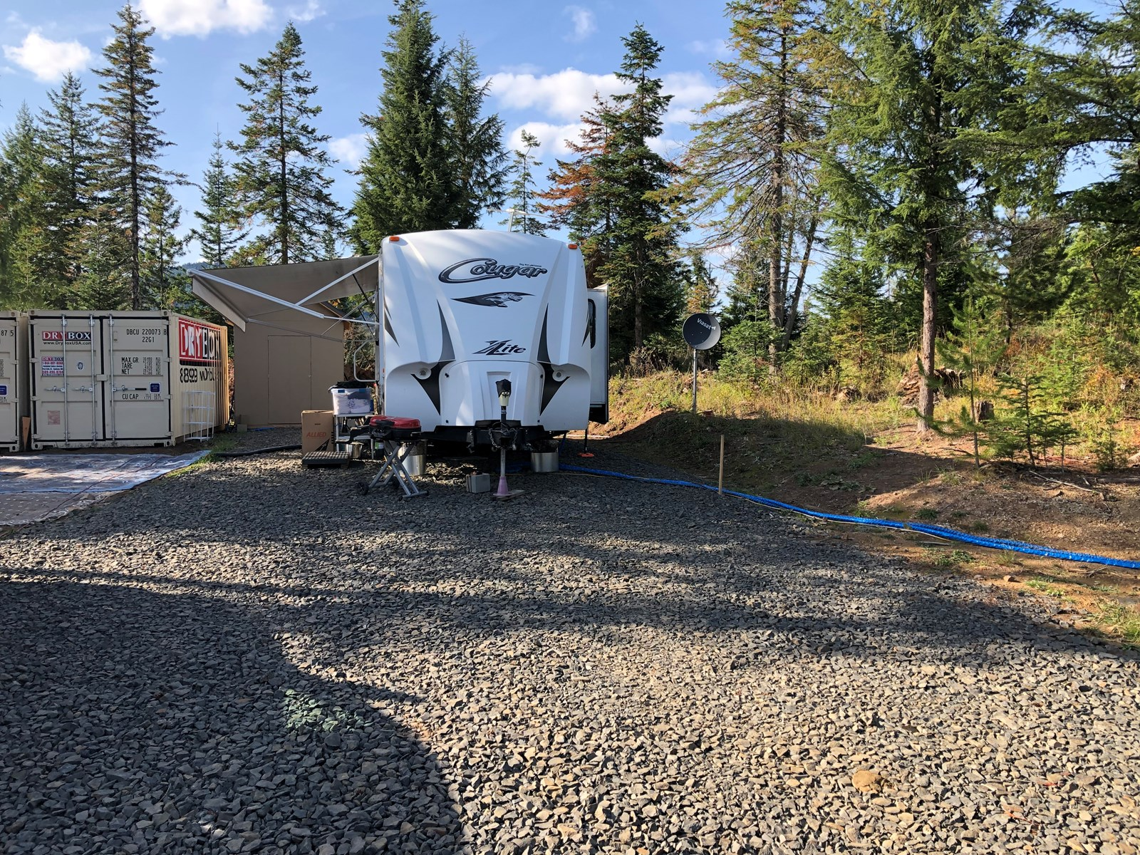 North Idaho Acreage For Sale, Great Residential Location