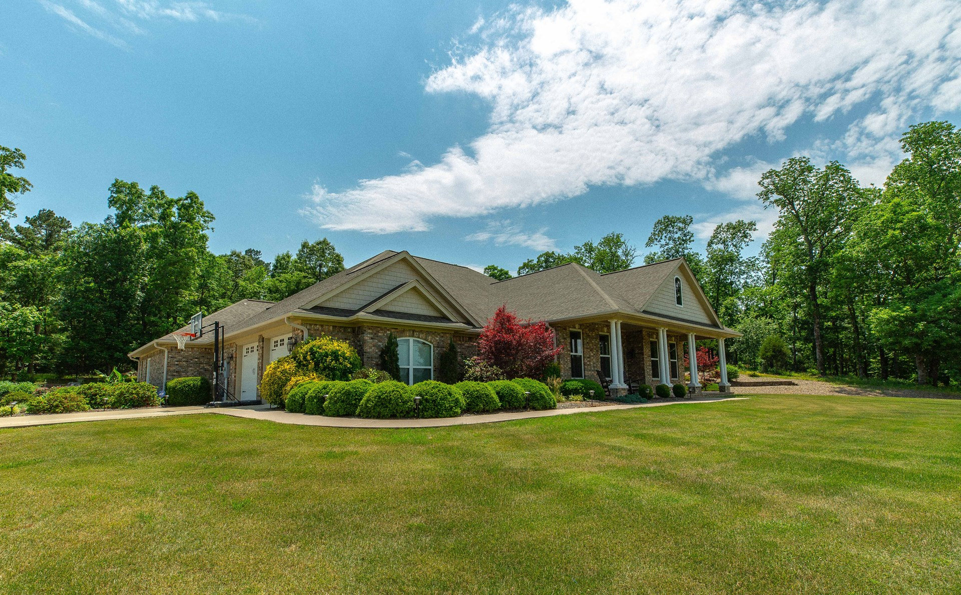 Home with Acreage for Sale in Arkansas