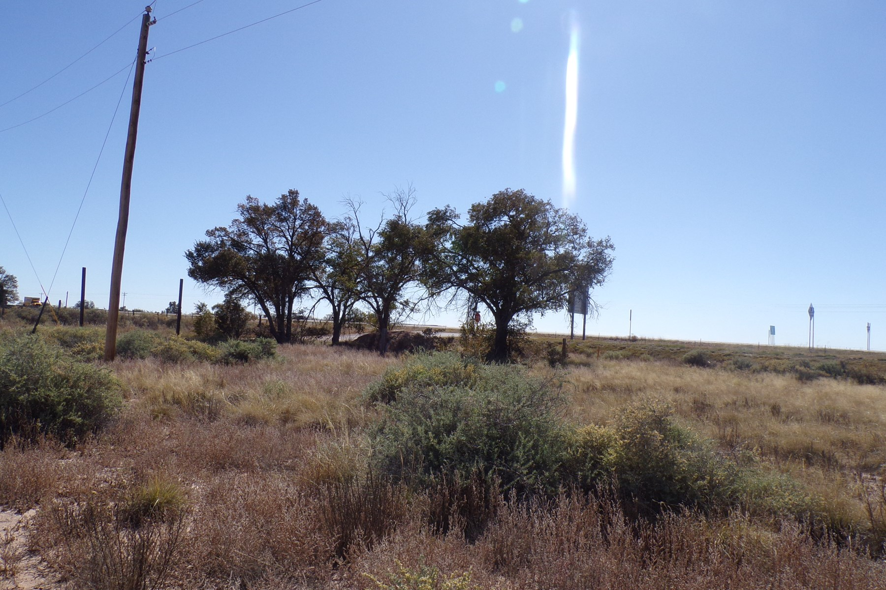 1.95 Acre Lot For Sale Moriarty New Mexico with Water Wells