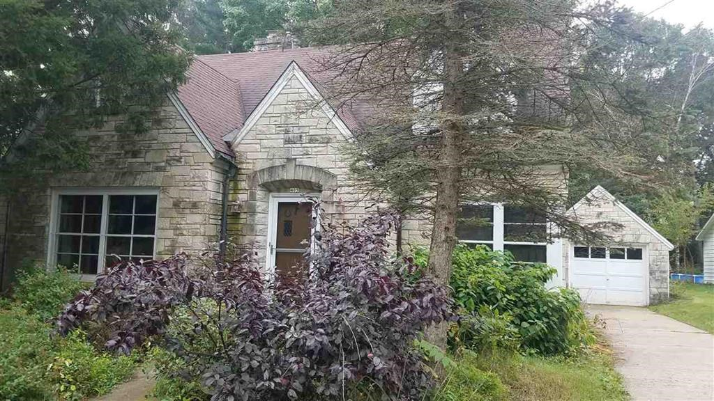 Historic Home on Riverfront for sale in Central WI, Wautoma