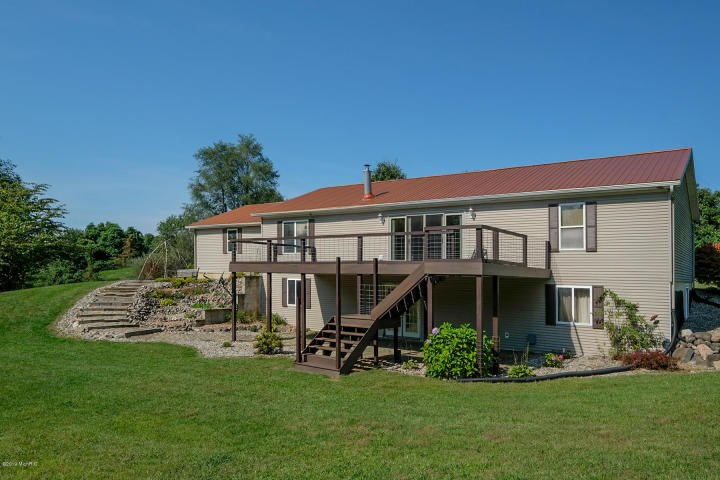 Acreage & Privacy - Own your piece of paradise in Delton!