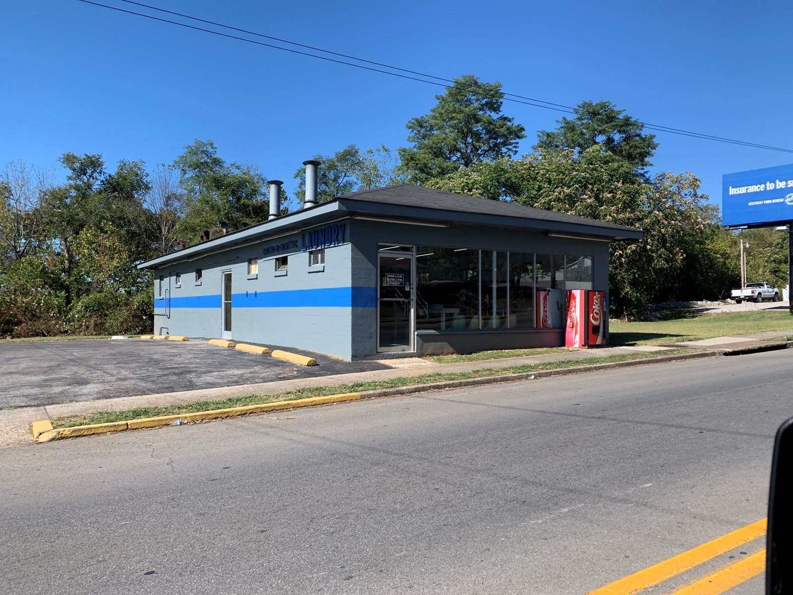 Coin Laundry Building for sale, Albany, Kentucky