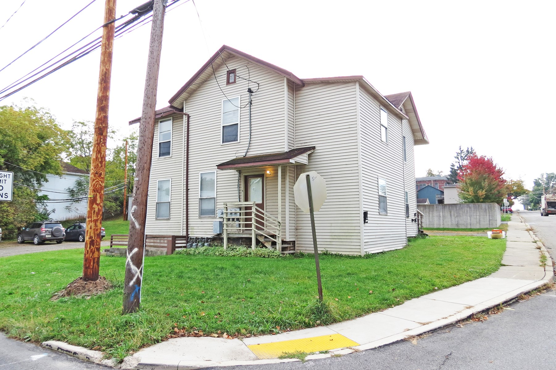 Seven Multi-Family Homes for Auction, Mansfield Pennsylvania