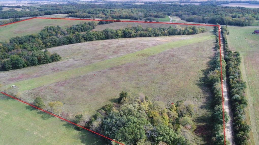 56+/- AC, Hunting, CRP Income, Bldg Sites, Blacktop Frontage