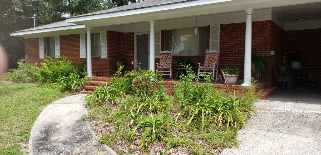 3 BD/2 BA Brick Home in Downtown Waycross, GA