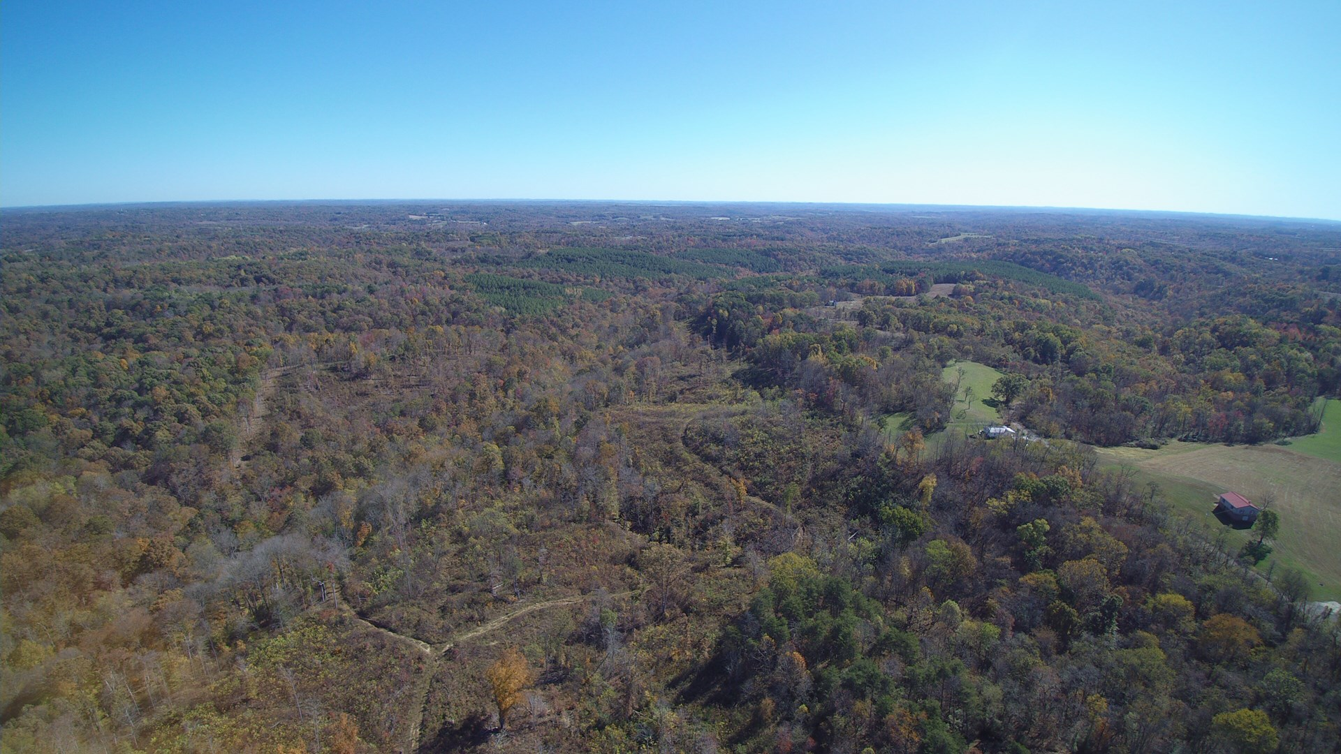 Washington County, Ohio - 418 +/- Acres For Sale