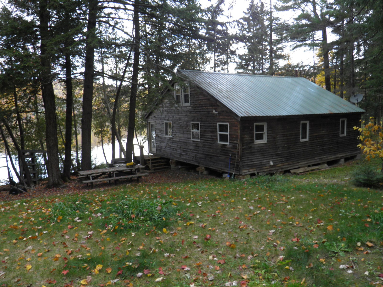 Affordable Waterfront Cottage for sale in Aroostook County