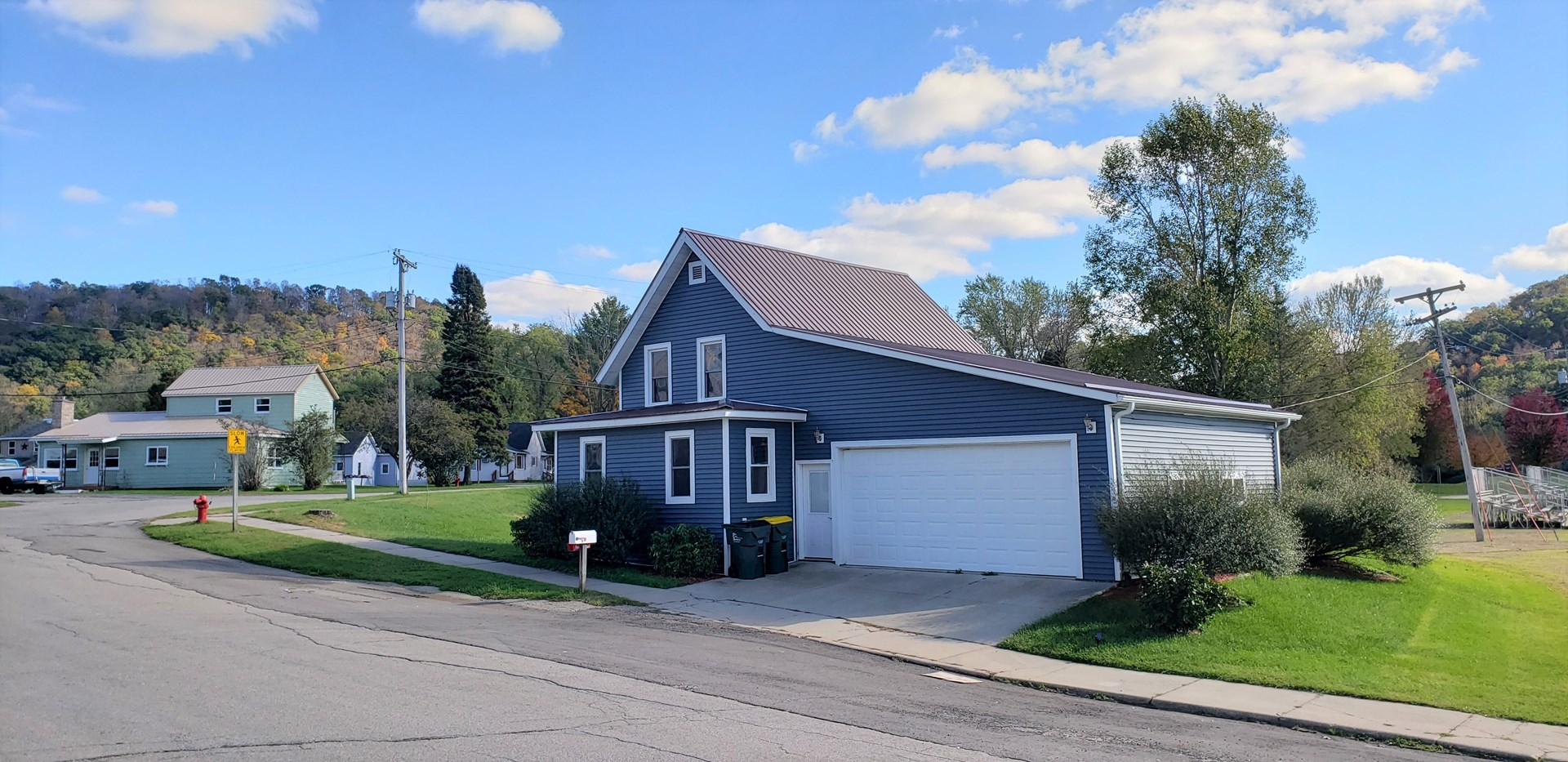JUST SOLD!  ~ Home For Sale in Soldiers Grove SW Wisconsin