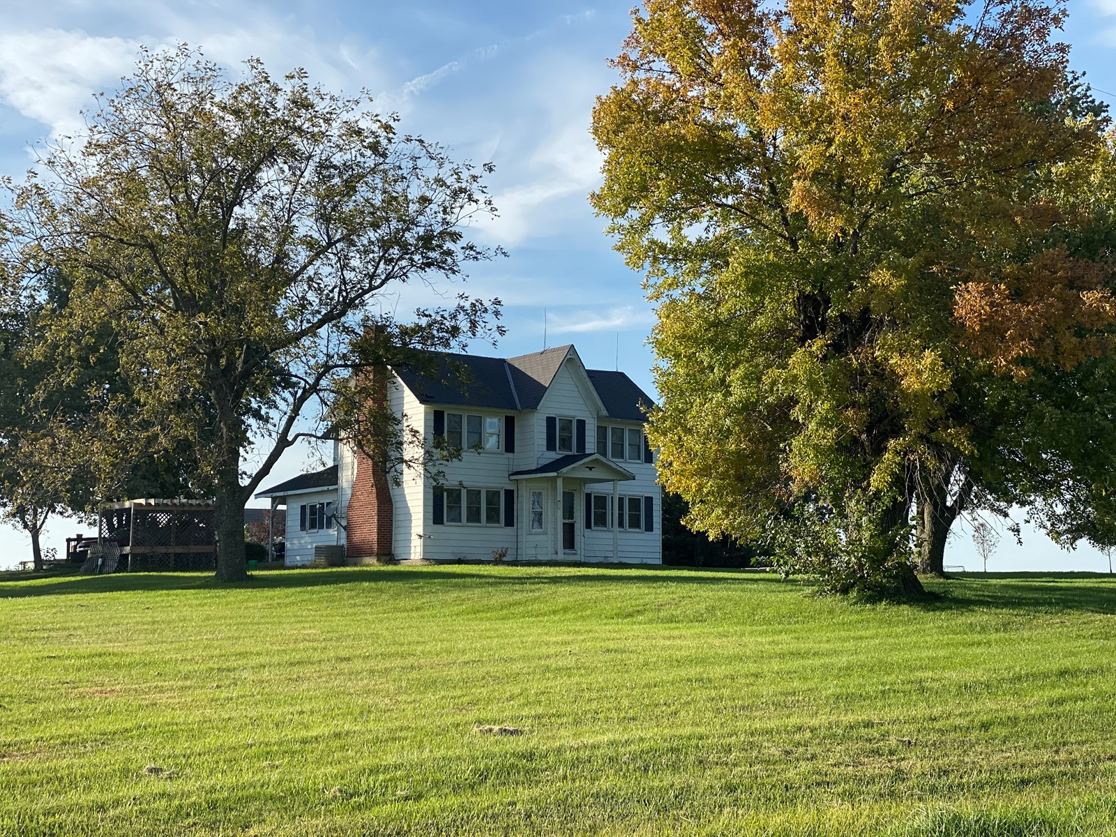 UNION STAR MO COUNTRY HOME FOR SALE