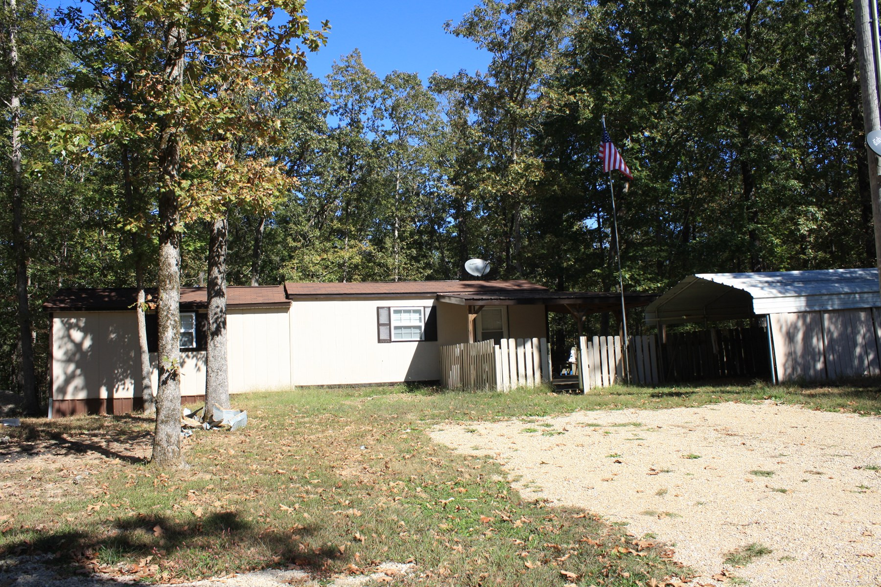 Southeast Missouri Cabin and 5 acres for sale
