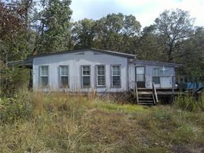 Manufactured home fixer upper/creek frontage\with work be ni