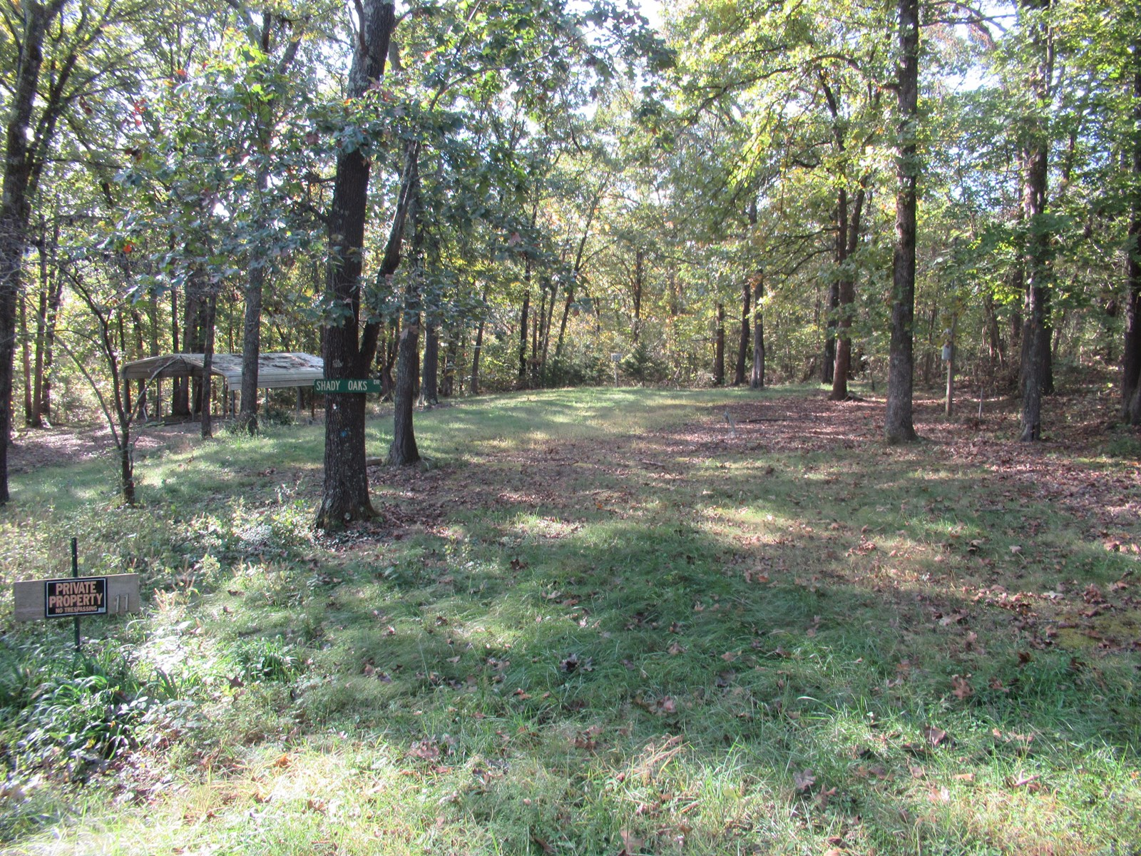 Stockton Lake Subdivision Lot For Sale in Greenfield, MO